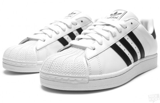 Adidas Superstar 2 White Mono His trainers Office